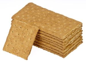 talking about spouse graham crackers