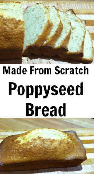 Pinterest Poppyseed Bread
