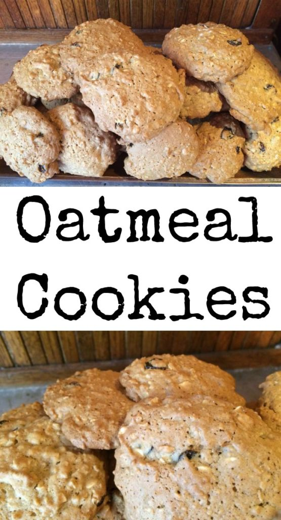 pinterest oatmeal cookies