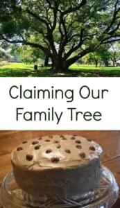 pinterest family tree