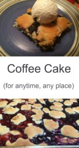 pinterest coffee cake