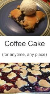 pinterest coffee cake