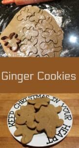 Pinterest Ginger Cookies