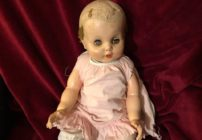 The Case of the Broken Doll
