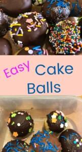 pinterest cake balls