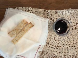 communion bread