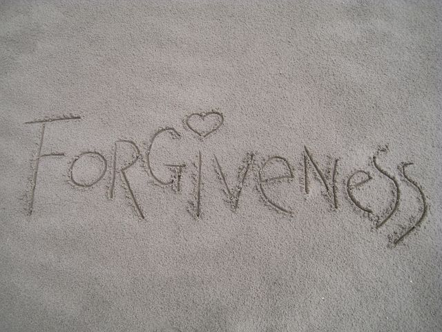 forgiving without forgetting