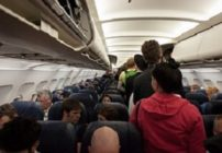 On Air Travel – and Boarding Airplanes