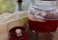 Homemade, Homecanned Grape Juice