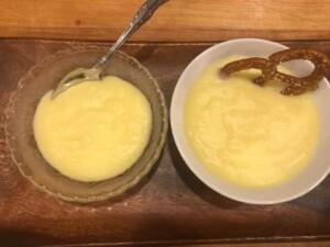 microwave pudding