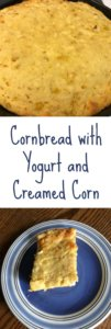 pinterest cornbread with yogurt