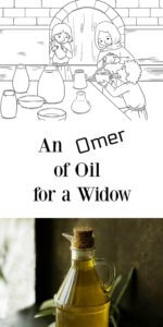 Omer of Oil