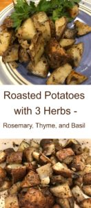 pinterest potatoes with herbs