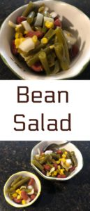 pinterest bean salad