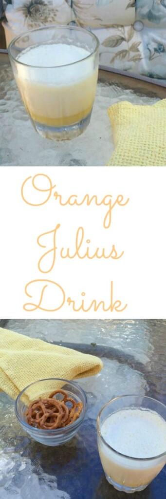 orange julius drink