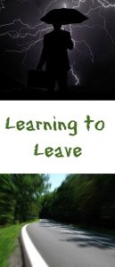 pinterest learning to leave