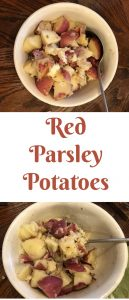 pinterest parsley potatoes