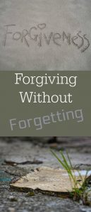 pinterest forgiving without forgetting