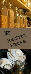 pinterest kitchen hacks