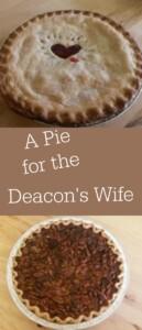 pinterest deacon's wife
