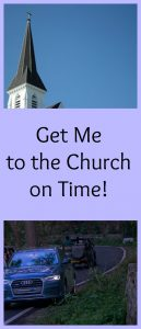pinterest church on time