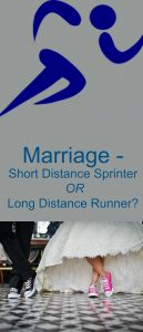 pinterest Marriage Short, Long Distance RUnner
