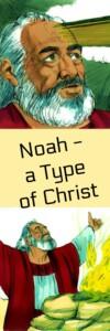 Pinterest Noah a Type of Christ