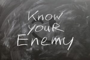 defeat your enemy