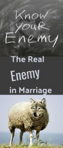 pinterest real enemy in marriage