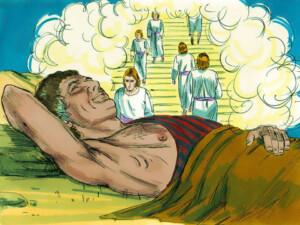 Jacob a type of Christ