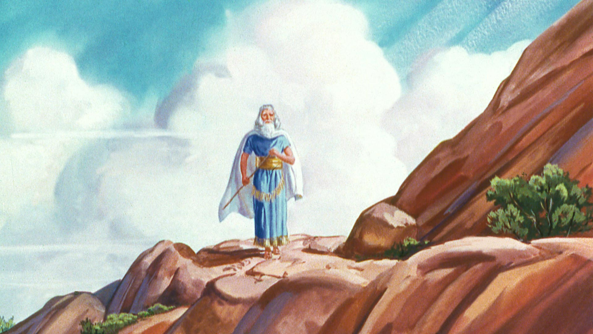 Moses a type of Christ