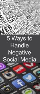 pinterest negative social media