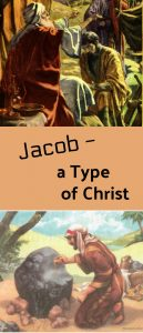 Pinterest Jacob a type of Christ