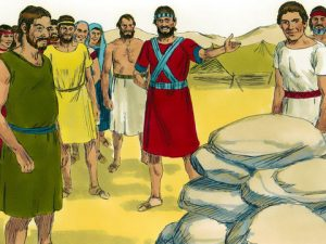 Joshua a type of Christ