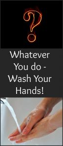 pinterest wash your hands