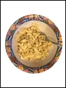 herb noodles
