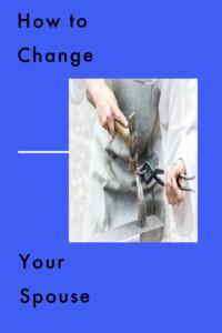 Pinterest change your spouse
