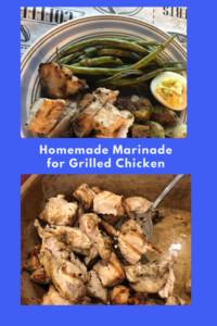 homemade marinade for chicken