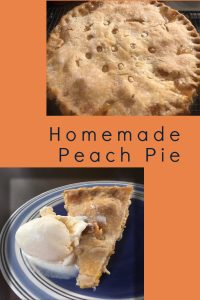 pinterest peach pie