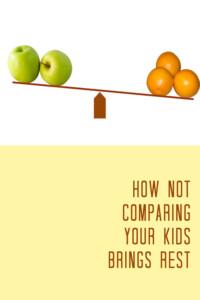 pinterest comparing kids