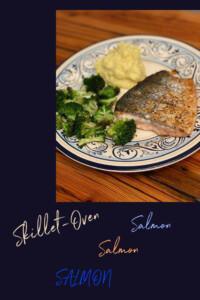 Pinterest Skillet Oven Salmon