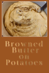 pinterest browned butter