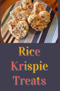 Pinterest rice krispies