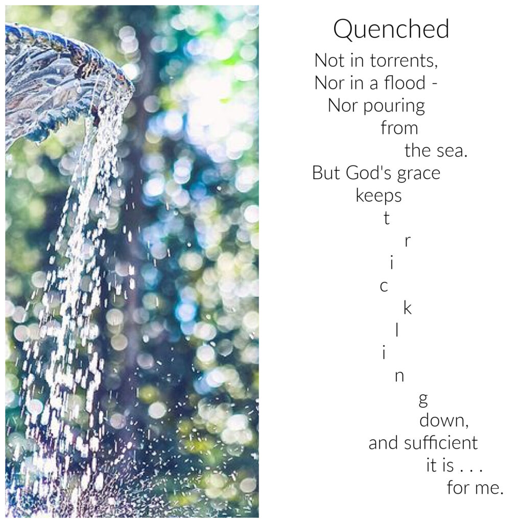quenched