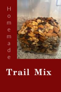 pinterest trail mix