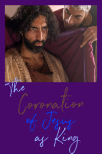 Pinterest Coronation of Jesus as King
