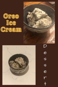 Pinterest Oreo Ice Cream Dessert
