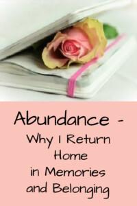 Pinterest Abundance