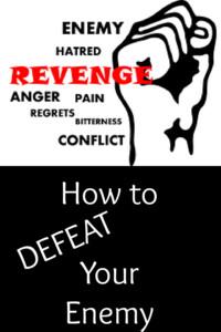 Pinterest Defeat your enemy