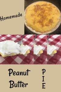 Pinterest Peanut Butter Pie
